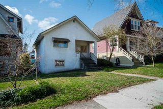 "Photo 1: 2142 NAPIER Street in Vancouver: Grandview Woodland House for sale in ""Grandview Woodland"" (Vancouver East)  : MLS®# R2450268"