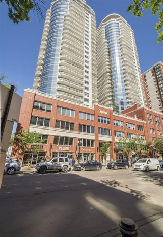 Photo 1: 3203 10152 104 Street in Edmonton: Zone 12 Condo for sale : MLS®# E4196556