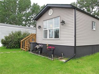 Photo 1: 17 Homestead Way: High River Mobile for sale : MLS®# C4306020