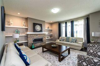 Photo 1: 4345 CRABAPPLE Crescent in Edmonton: Zone 53 House for sale : MLS®# E4222326
