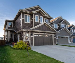 Photo 38: 4345 CRABAPPLE Crescent in Edmonton: Zone 53 House for sale : MLS®# E4222326