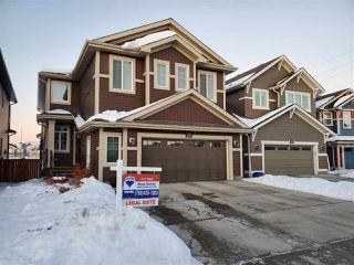 Photo 32: 4345 CRABAPPLE Crescent in Edmonton: Zone 53 House for sale : MLS®# E4222326