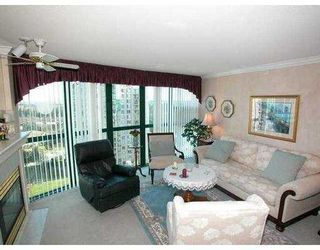 "Photo 3: 1303 1199 EASTWOOD Street in Coquitlam: North Coquitlam Condo for sale in ""THE SELKIRK"" : MLS®# V640292"