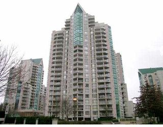 "Photo 1: 1303 1199 EASTWOOD Street in Coquitlam: North Coquitlam Condo for sale in ""THE SELKIRK"" : MLS®# V640292"