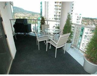 "Photo 9: 1303 1199 EASTWOOD Street in Coquitlam: North Coquitlam Condo for sale in ""THE SELKIRK"" : MLS®# V640292"