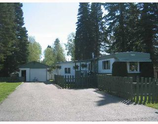 "Photo 1: 6810 LANGER Crescent in Prince_George: N73EM Manufactured Home for sale in ""EMERALD"" (PG City North (Zone 73))  : MLS®# N172740"
