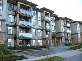 "Photo 1: 409 33338 Mayfair in Abbotsford: Condo for sale in ""The Sterling on Mayfair"""