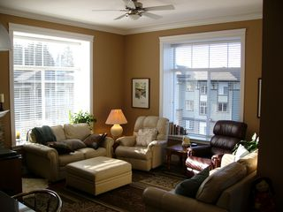 "Photo 2: 409 33338 Mayfair in Abbotsford: Condo for sale in ""The Sterling on Mayfair"""