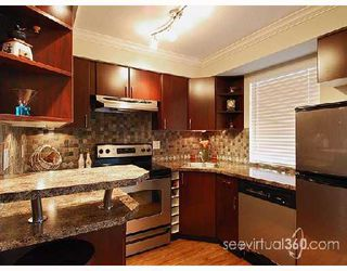 """Photo 1: 201 8451 WESTMINSTER Highway in Richmond: Brighouse Condo for sale in """"Arboretum"""" : MLS®# V667220"""