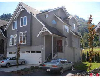 """Photo 1: 65 5965 JINKERSON Road in Sardis: Promontory Townhouse for sale in """"EAGLE VIEW RIDGE"""" : MLS®# H2704023"""