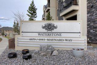 Photo 1: #104 6083 MAYNARD WY NW in Edmonton: Zone 14 Condo for sale : MLS®# E4165066