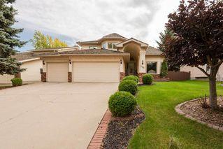 Main Photo: 296 RHATIGAN Road W in Edmonton: Zone 14 House for sale : MLS®# E4173834