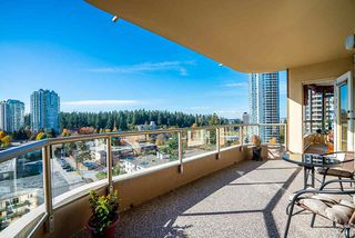 "Photo 6: 1103 5967 WILSON Avenue in Burnaby: Metrotown Condo for sale in ""PLACE MERIDIAN"" (Burnaby South)  : MLS®# R2416441"