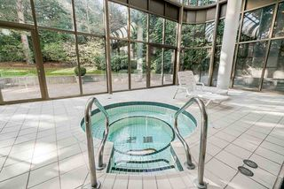 "Photo 19: 1103 5967 WILSON Avenue in Burnaby: Metrotown Condo for sale in ""PLACE MERIDIAN"" (Burnaby South)  : MLS®# R2416441"