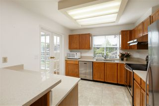Photo 6: 39 7540 ABERCROMBIE Drive in Richmond: Brighouse South Townhouse for sale : MLS®# R2451949