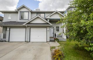Photo 1: 16103 132 Street in Edmonton: Zone 27 House Half Duplex for sale : MLS®# E4200359