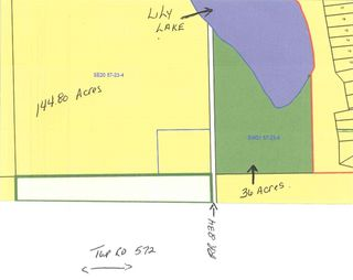 Photo 3: 36 Acres Twp Rd 572 & RR 234: Rural Sturgeon County Rural Land/Vacant Lot for sale : MLS®# E4213234