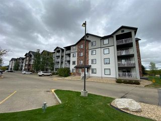 Photo 1: 117 42 SUMMERWOOD Boulevard: Sherwood Park Condo for sale : MLS®# E4214419