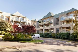 "Main Photo: 205 301 MAUDE Road in Port Moody: North Shore Pt Moody Condo for sale in ""HERITAGE GRANDE"" : MLS®# R2512067"