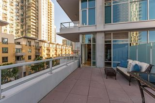 Photo 11: DOWNTOWN Condo for rent : 1 bedrooms : 1262 Kettner Blvd #504 in San Diego