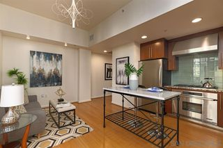 Photo 6: DOWNTOWN Condo for rent : 1 bedrooms : 1262 Kettner Blvd #504 in San Diego