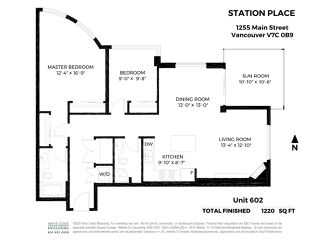 """Photo 25: 602 1255 MAIN Street in Vancouver: Downtown VE Condo for sale in """"Station Place"""" (Vancouver East)  : MLS®# R2514556"""