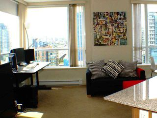 "Photo 5: # 1507 1212 HOWE ST in Vancouver: Downtown VW Condo for sale in ""1212 HOWE"" (Vancouver West)  : MLS®# V894254"