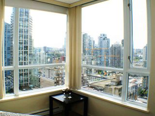 "Photo 7: # 1507 1212 HOWE ST in Vancouver: Downtown VW Condo for sale in ""1212 HOWE"" (Vancouver West)  : MLS®# V894254"