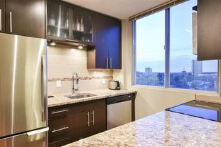 Photo 9: 804 12141 JASPER Avenue in Edmonton: Zone 12 Condo for sale : MLS®# E4165978