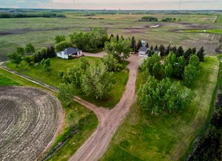 Photo 1: 55308 Hwy 2: Rural Sturgeon County House for sale : MLS®# E4168442