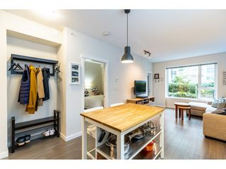 "Photo 6: 101 9168 SLOPES Mews in Burnaby: Simon Fraser Univer. Condo for sale in ""VERITAS BY POLYGON"" (Burnaby North)  : MLS®# R2443492"