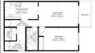 Photo 24: 403 10624 123 Street in Edmonton: Zone 07 Condo for sale : MLS®# E4213788
