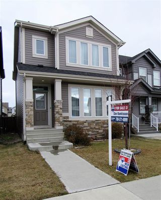 Photo 1: 5832 ANTHONY Crescent in Edmonton: Zone 55 House for sale : MLS®# E4218768