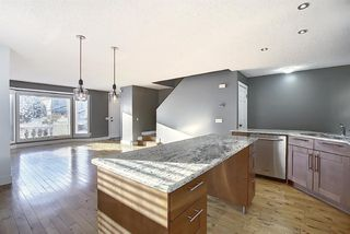 Photo 7: 100 Chaparral Ridge Circle SE in Calgary: Chaparral Semi Detached for sale : MLS®# A1044875