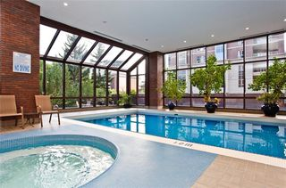 Photo 38: 402B 500 EAU CLAIRE Avenue SW in Calgary: Eau Claire Apartment for sale : MLS®# A1045268