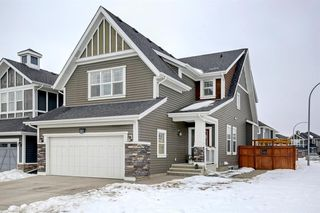 Main Photo: 91 AUBURN SPRINGS Close SE in Calgary: Auburn Bay Detached for sale : MLS®# A1059255