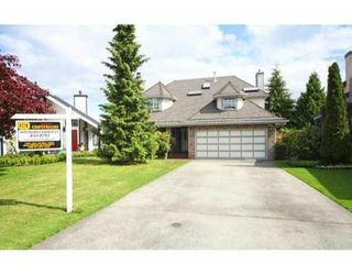 Main Photo: 2722 GOLDSTREAM CR in Coquitlam: House for sale : MLS®# V836081