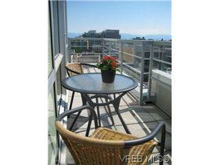 Photo 3: 1103 732 Cormorant Street in VICTORIA: Vi Downtown Condo Apartment for sale (Victoria)  : MLS®# 296221