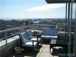 Photo 1: 1103 732 Cormorant Street in VICTORIA: Vi Downtown Condo Apartment for sale (Victoria)  : MLS®# 296221