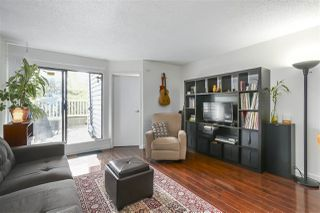 "Photo 3: 114 1545 E 2ND Avenue in Vancouver: Grandview Woodland Condo for sale in ""TALISHAN WOODS"" (Vancouver East)  : MLS®# R2397150"