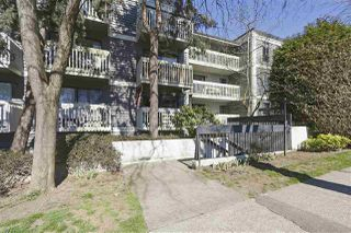 "Photo 1: 114 1545 E 2ND Avenue in Vancouver: Grandview Woodland Condo for sale in ""TALISHAN WOODS"" (Vancouver East)  : MLS®# R2397150"