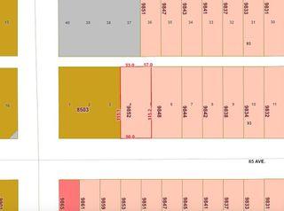 Photo 2: 9852 85 Avenue in Edmonton: Zone 15 Vacant Lot for sale : MLS®# E4182824