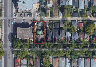 Photo 1: 9852 85 Avenue in Edmonton: Zone 15 Vacant Lot for sale : MLS®# E4182824