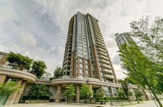 "Photo 1: 2102 1155 THE HIGH Street in Coquitlam: North Coquitlam Condo for sale in ""M1 by Cressey"" : MLS®# R2474151"