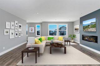 Photo 4: 7026 Brailsford Pl in Sooke: Sk Sooke Vill Core Half Duplex for sale : MLS®# 843837