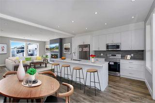 Photo 3: 7026 Brailsford Pl in Sooke: Sk Sooke Vill Core Half Duplex for sale : MLS®# 843837