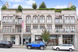 "Main Photo: 301 2035 W 4TH Avenue in Vancouver: Kitsilano Condo for sale in ""THE VERMEER"" (Vancouver West)  : MLS®# R2493393"