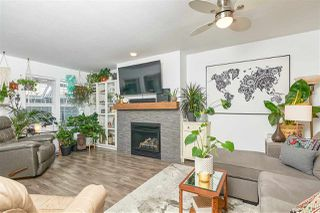 """Photo 4: 124 98 LAVAL Street in Coquitlam: Maillardville Condo for sale in """"LE CHATEAU II"""" : MLS®# R2496401"""