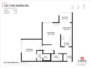 "Photo 26: 332 7295 MOFFATT Road in Richmond: Brighouse South Condo for sale in ""DORCHESTER CIRCLE"" : MLS®# R2518783"