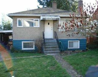 """Main Photo: 6422 RUMBLE Street in Burnaby: South Slope House for sale in """"SOUTH SLOPE"""" (Burnaby South)  : MLS®# V636446"""